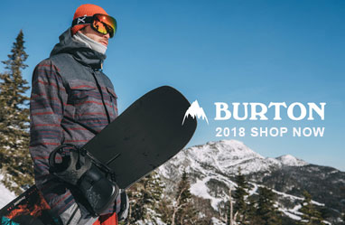 Burton snow wear 2018