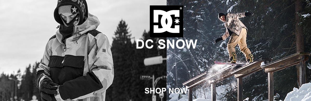 DC Snow shop now