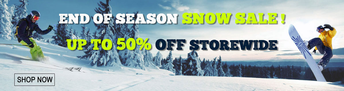 Shop Snowboarding Gear on sale