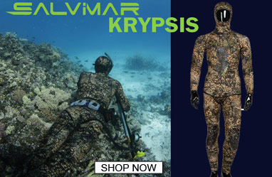 Salvimar Krypsis spearfishing wetsuit
