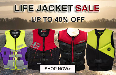 Life jacket sale