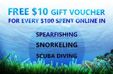 Free gift voucher offer