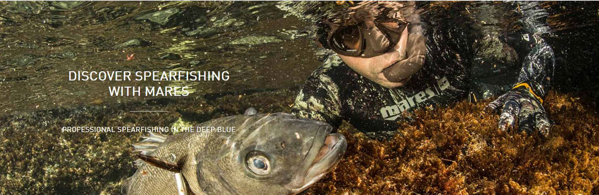 Mares Spearfishing Products