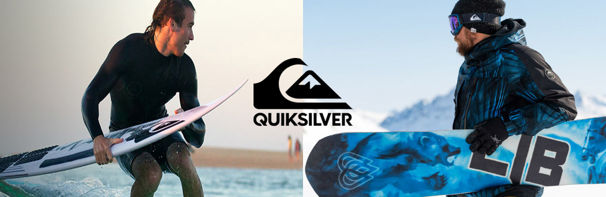 Quiksilver wetsuits & snow gear