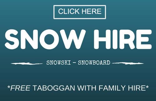 Snow Ski & Snowboard Hire
