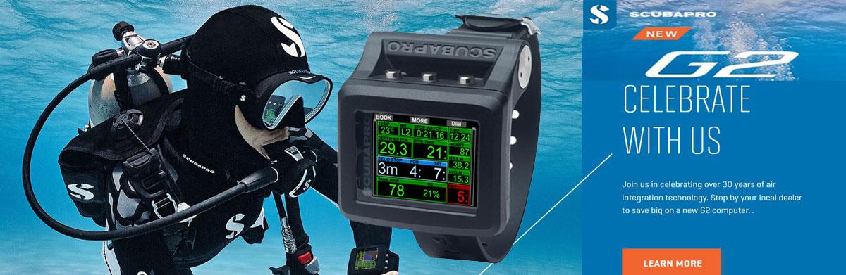 Scubapro G2 Dive Computer