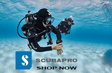 Scubapro Scuba Diving Gear