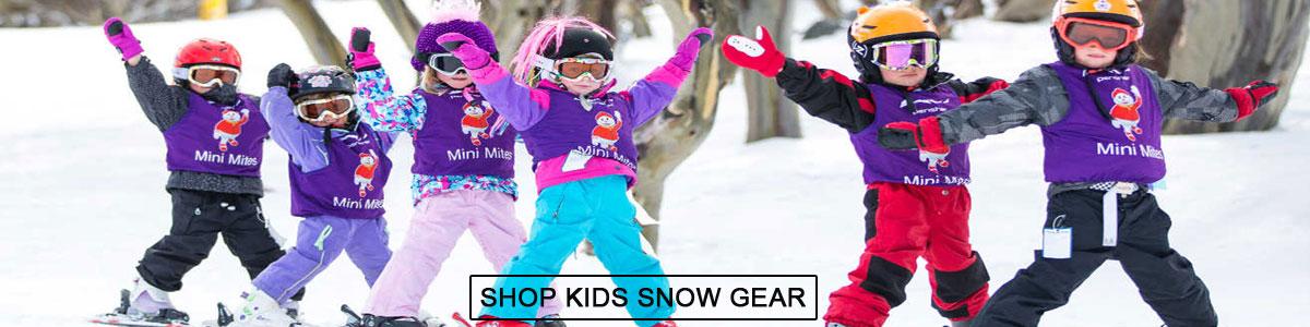 Shop Kids Snow Gear