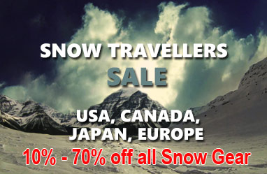 Snow Travellers Sale