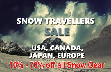 Snow Travellers Sale