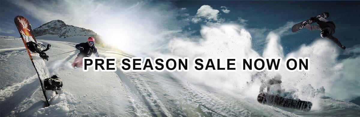 Shop Snowboarding Gear on sale