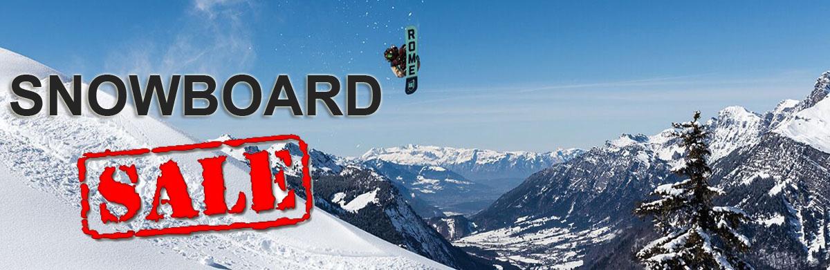 Snowboard sale