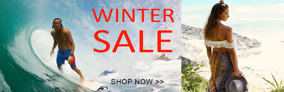 Winter surf sale