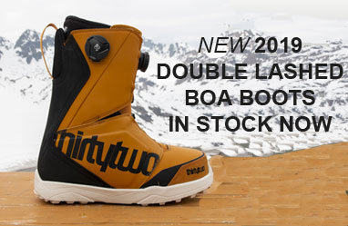 Thirtytwo snowboard boots 2019