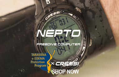 Cressi Nepto Freediving Computer