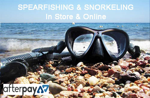 End of season Scuba Spearfish & Snorkeling sale
