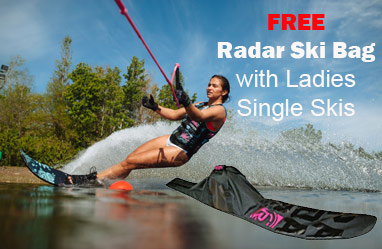 Free ski bag