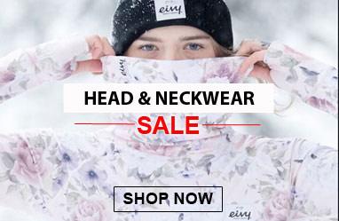 head, face & neckwear sale