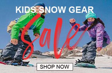 Kids Snow gear sale