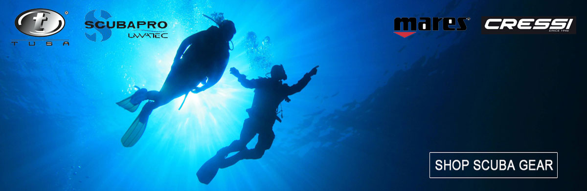 Scuba Diving Gear and Courses
