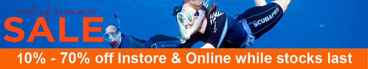snorkel & spearfishing sale
