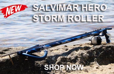 Salvimar Hero Storm Roller Speargun