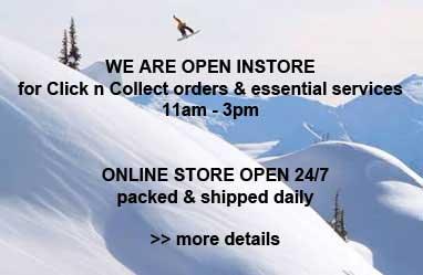 Shop Open lockdown trading