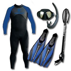 Spearfishing Sale