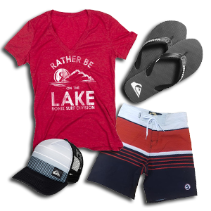 Mens Surf Wear & Access