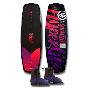 Ladies Wakeboard Packages
