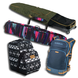 Bags/Backpacks/Luggage