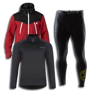 Adults Thermals, Fleece, Layers