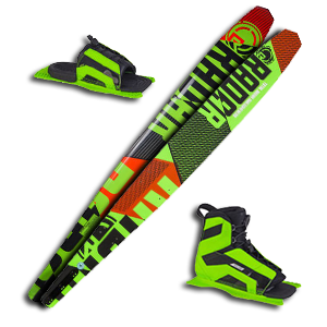 Kids Single Skis