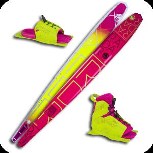 Ladies Single Skis