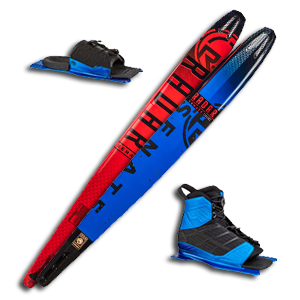 Mens Single Skis