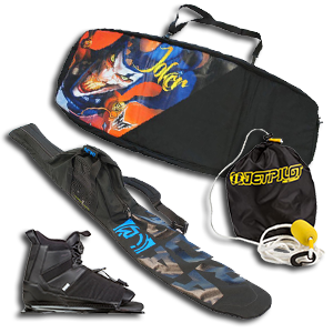 Waterski Bags, Bindings & Acces