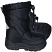 XTM Kids Puddles Snow Walking Boots - Black
