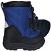 XTM 2018 Kids Puddles Snow Walking Boots - Blue