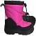 XTM Kids Puddles Snow Walking Boots - Pink