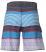 Freeworld Boardshorts Blue White Stripe