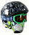 TechnoPro Urban Helmet Combo with Goggles