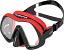 Atomic Venom Frameless Mask - Red/Black