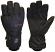 XTM 2018 Zima Womens Snow Gloves - Black