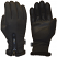 XTM Nina Soft Shell Gloves - Black