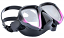 Apollo SV 2 Pro Dive Mask - Magenta/Black
