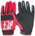 RX Race gloves Red