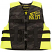 Jetpilot The Cause Kids Nylon Vest L50S