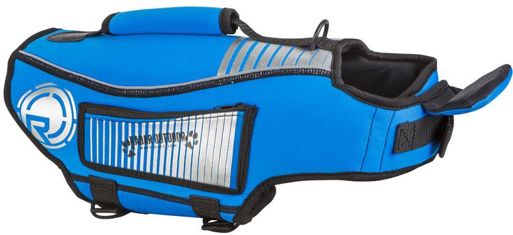 Radar 2019 Dog Vest - Blue