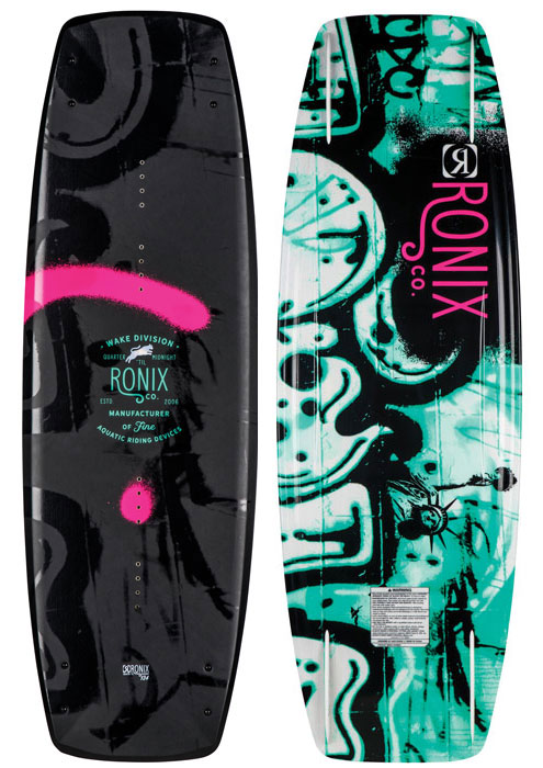Ronix 2019 Quarter 'Til Midnight Wakeboard
