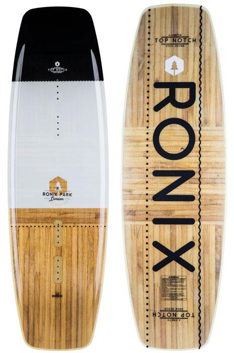 Ronix 2019 Top Notch Park Board - White